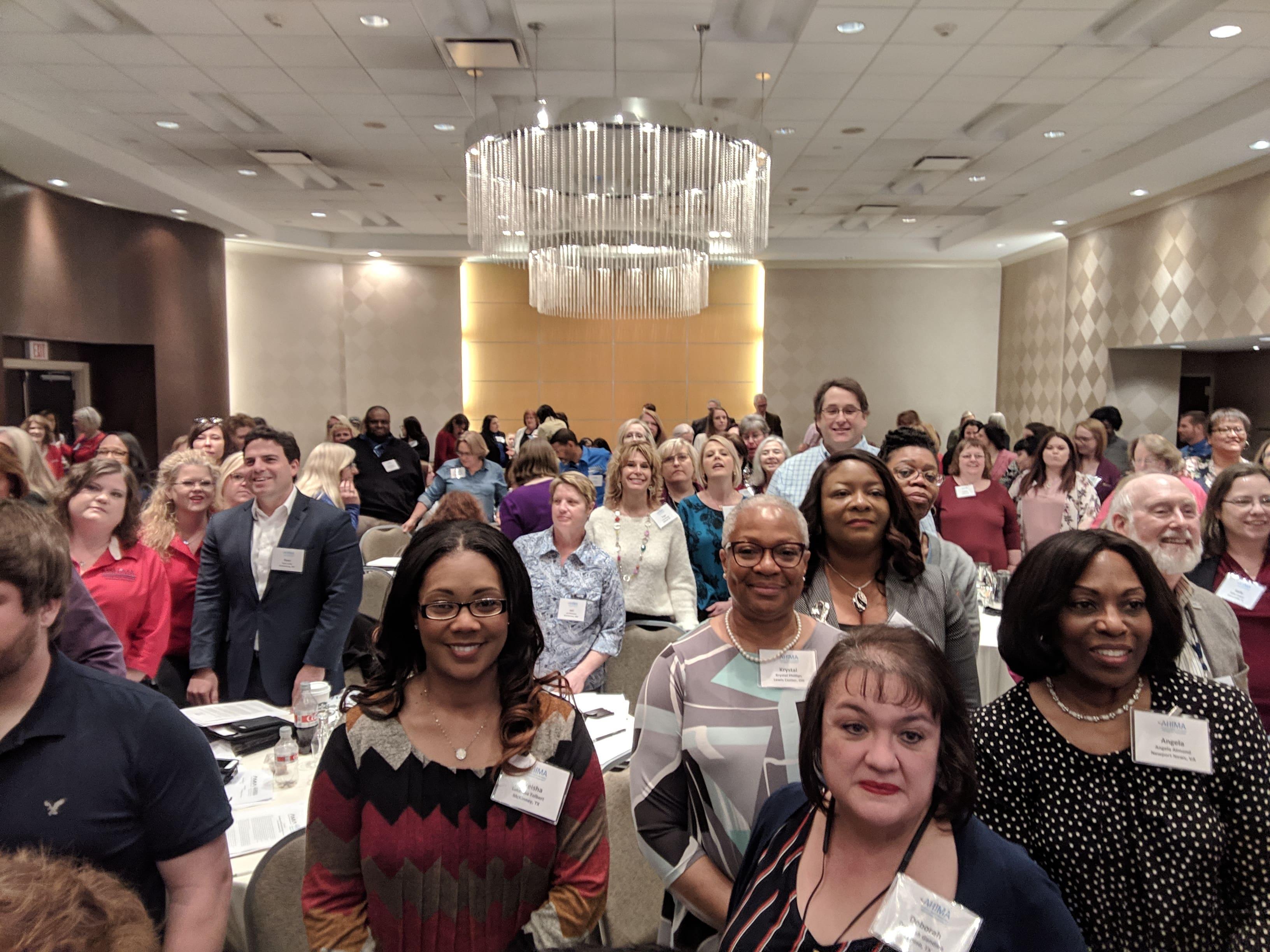 AHIMA's 2019 Advocacy Summit